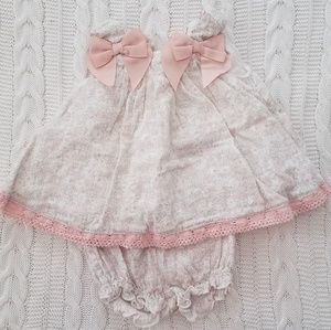 Other - Cotton dress and short set